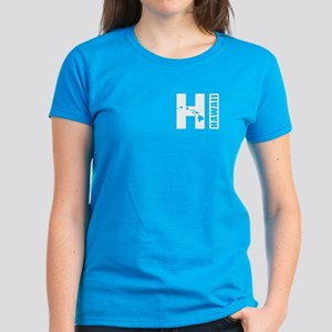 HAWAII - Women's Dark T-Shirt